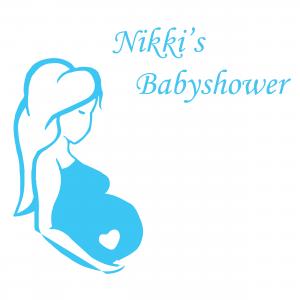 Raamsticker geboorte met naam