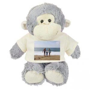 knuffel met foto