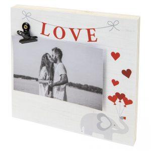 Fotoblok liefde valentijnsdag